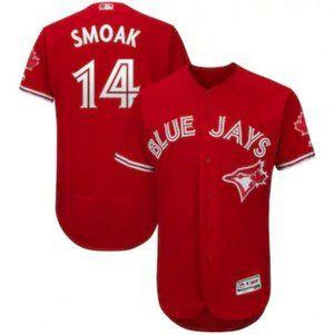 Toronto Blue Jays Toronto Justin Smoak #14 Jersey